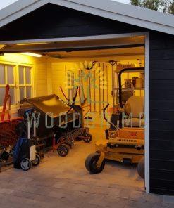 Garažas 19.9 m² (3,60m x 5,35m, 44mm)