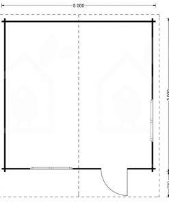 Dreux 25 m2