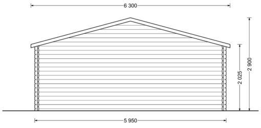 DREUX 36m² - Atgal