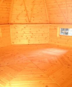 Griliaus namelis 25.0 m²