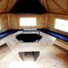 Griliaus namelis 9,2 m²