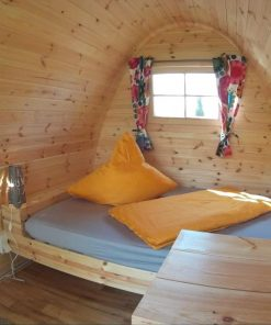 Poilsiavietes-namelis - unikalus dizainas. Europoje Luxury camping pod