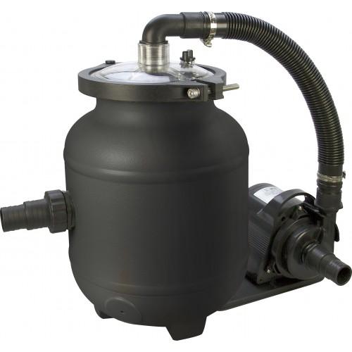 Rutulinių filtrų filtravimo sistema