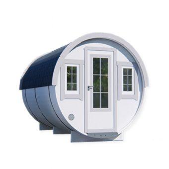 """Miegamasis namelis """"bačka"""" 3.3 m (Mini dydžio)"""