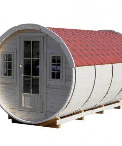 """Miegamasis namelis """"bačka"""" 4.4 m (Klasiškas)"""