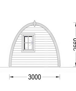 BRETAGNE 15m² (3×5) 30mm