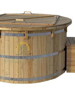 Maumedžio medienos kubilas