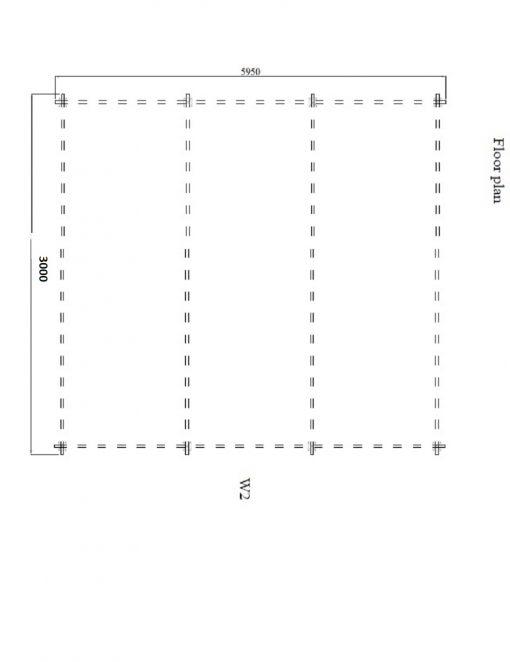 Stoginė Singuli 18 m²